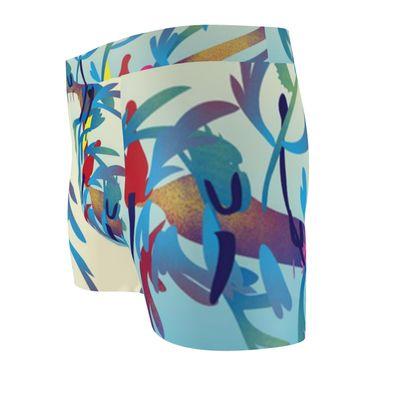 Sea Dragon Cut & Sew Boxer Briefs