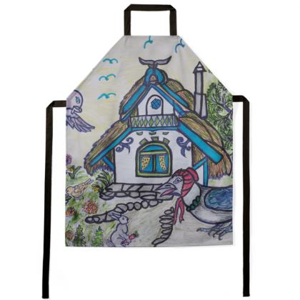 Aprons - 'Dacha' in 'Folktale Designs'