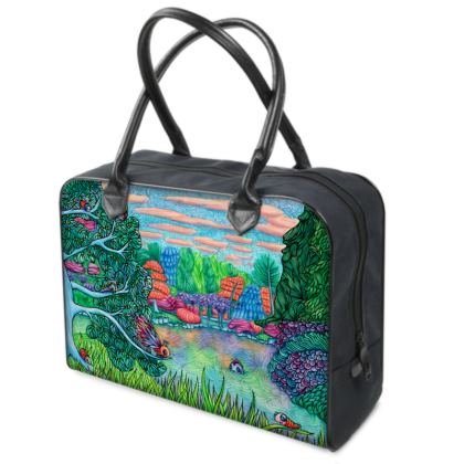 Quiet Reflection Holdall Bag