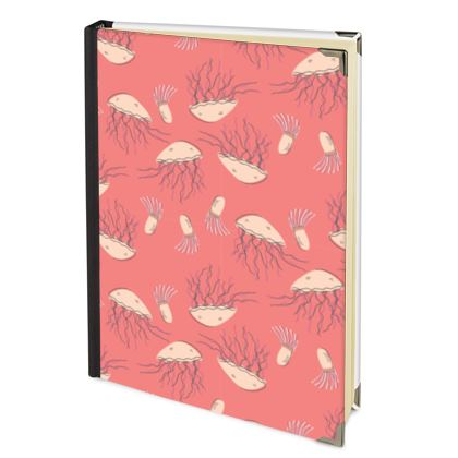 Rosy Jellyfish Pink 2022 Deluxe Diary