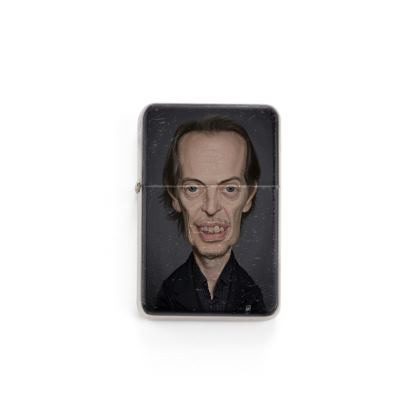 Steve Buscemi Celebrity Caricature Lighter