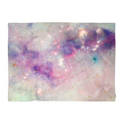 The colors of the galaxy blanket