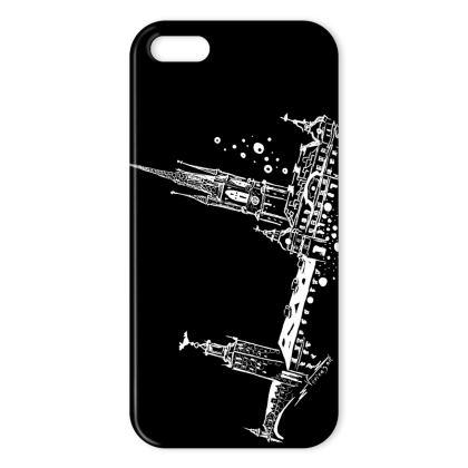 iPhone case black sthlm