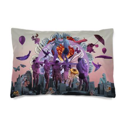 Gay Parade Pillow Case