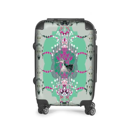 Chic Duck Suitcase
