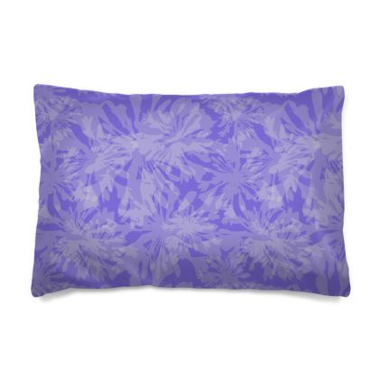 Agapanthus Luxury Collection - Floral Print Pillow Case