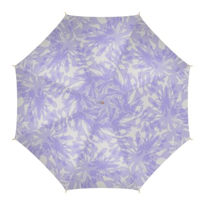 Agapanthus Luxury Collection (White) - Umbrella