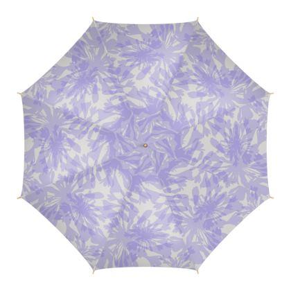 Agapanthus Luxury Collection (White) - Umbrella