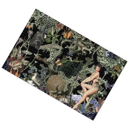 Obsidiana Jigsaw Puzzle