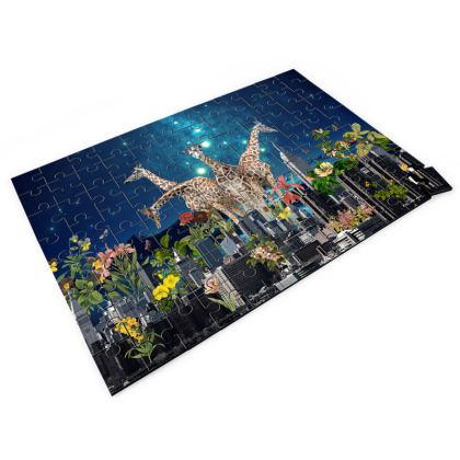 Tomorrowland Jigsaw Puzzle
