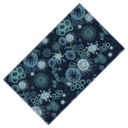 Midnight Miracle patterned Small Bath Towel
