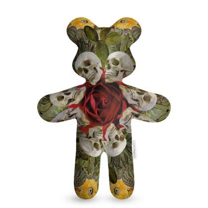 Western Skulls Teddy Bear