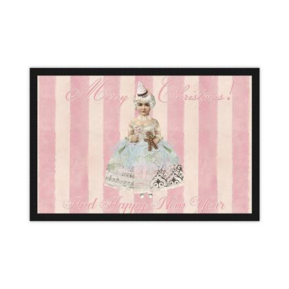 Christmas  Fairy Mat