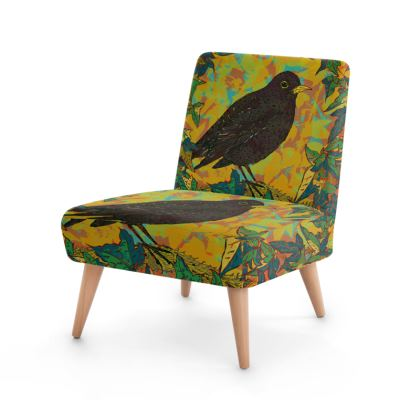 Blackbird and Ivy Occasional Chairs