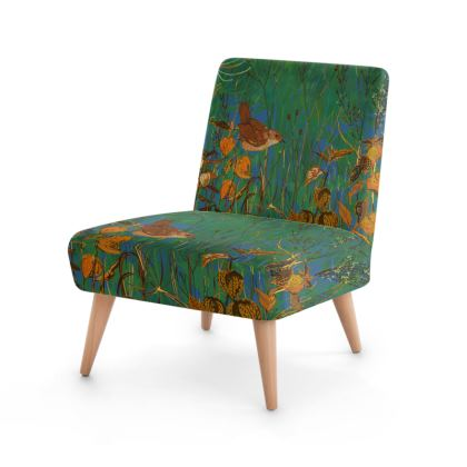 Wren and Physalis Occasional Chair