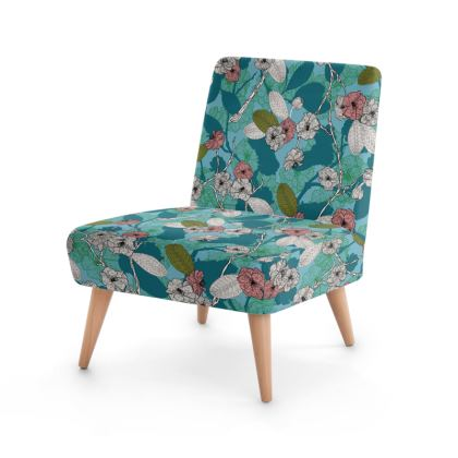 Cherry Blossom Occasional Chair