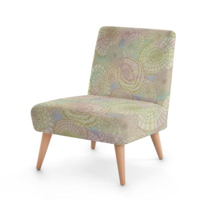 Limpet Waltz Occasional Chair