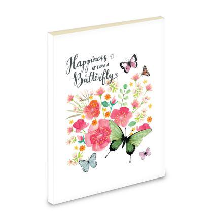 Beautiful Butterflies Pocket Note Book by Lucinda Kidney