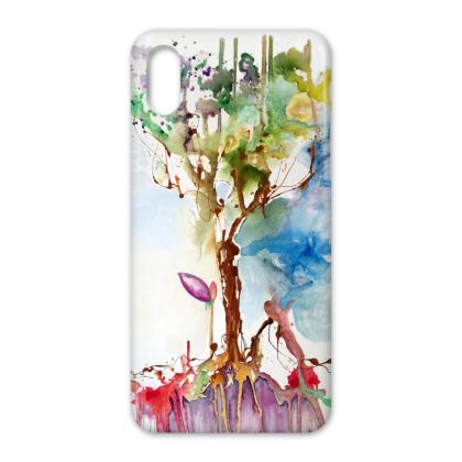 Tree iPhone X Case
