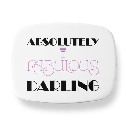 Lunch Box - Absolutely Fabulous Darling - ABFAB 2