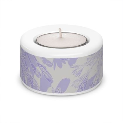 Agapanthus Luxury Collection - Tea Light Holder (x2)