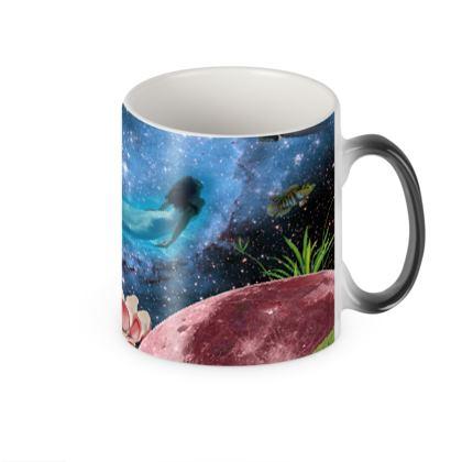 Paradise Heat Changing Mug