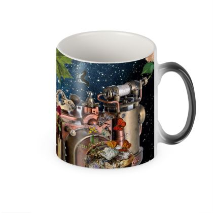 Across the Universe Heat Changing Mug