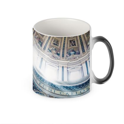 Sacred Space Heat Changing Mug