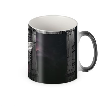 The Second Coming Heat Changing Mug