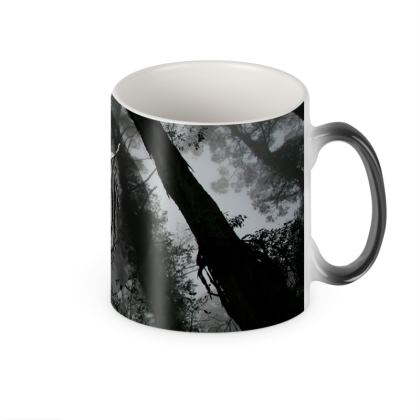 The Bat Heat Changing Mug