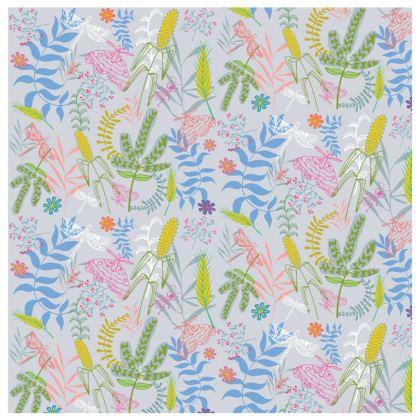 Dawn Garden Jersey Fabric Printing