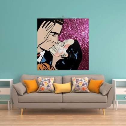 True Love Wall Hanging