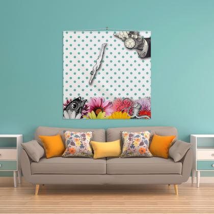 The Swimming Pool Wall Hanging
