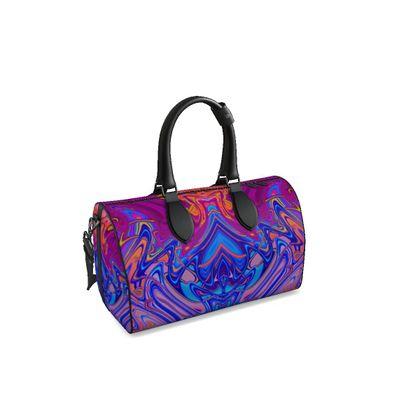 Duffle Bag Purple