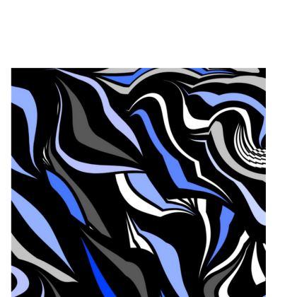 Elegante abito in raso linea mare Riflessi