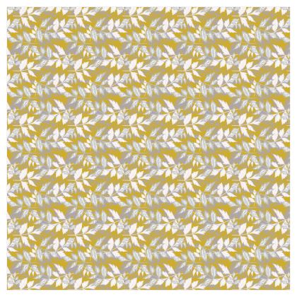 Gold Curtains [228cm x 228cm single panel format]  Slipstream   Treasure