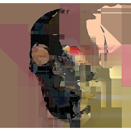 Skull On Code Sweatshirt