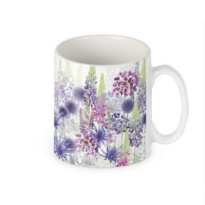 Ceramic Mug - Flower Dance