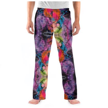 Bright Nebula Lounge Pants