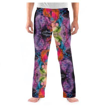 Bright Nebula Lounge Pants