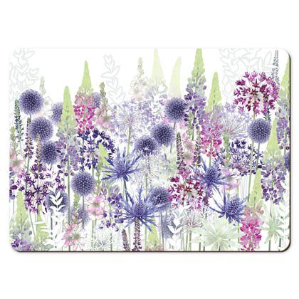 Large Placemats - Flower Dance