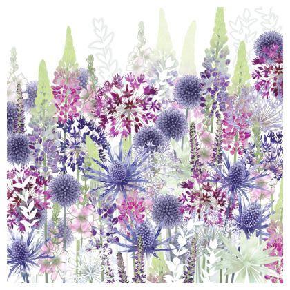 Flower Dance Luxury Cushion