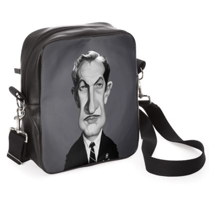 Vincent Price Shoulder Bag