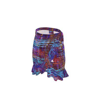 Flounce Skirt 3