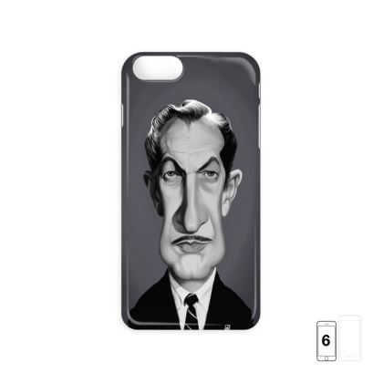 Vincent Price Celebrity Caricature iPhone 6 Case