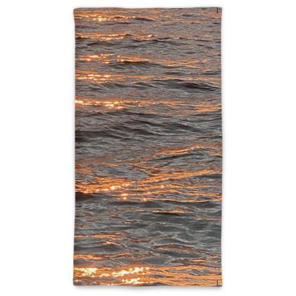 Sunrise on the Sea Neck Gaiter