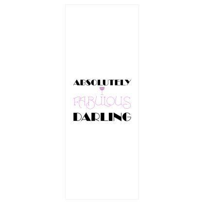 Roller Blinds (61x162cm) - Absolutely Fabulous Darling - ABFAB 2