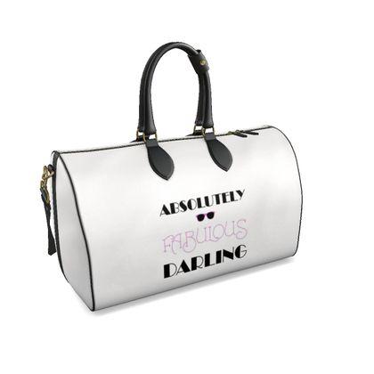 Duffle Bag - Absolutely Fabulous Darling - ABFAB