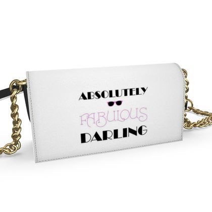 Oana Evening Bag - Absolutely Fabulous Darling - ABFAB
