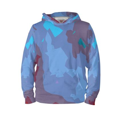 Hoodie - Abstract Colours